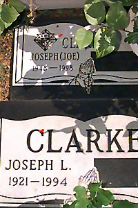 Joseph Anthony Clarke